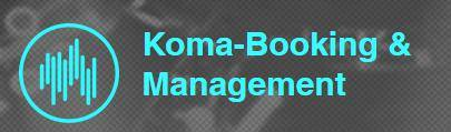 Koma-Booking