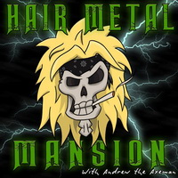 Hair Metal Mansion Logo